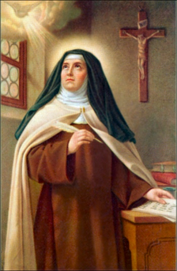 Feast of St. Teresa of Avila