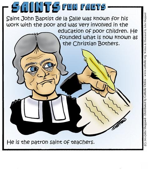 john baptist fun facts
